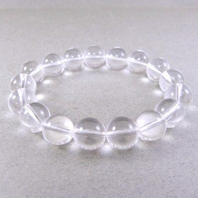 白水晶手珠