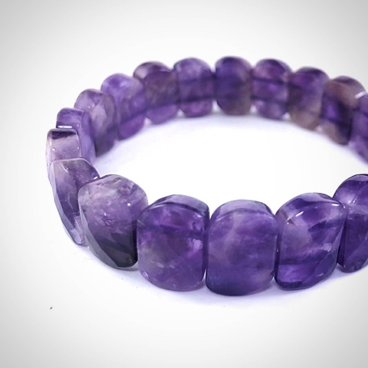 紫水晶手鍊