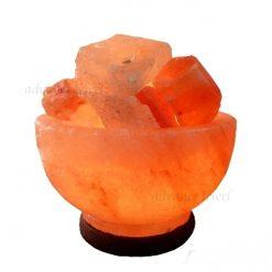 鹽燈聚寶盆