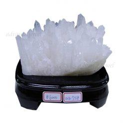 白水晶簇 crystal