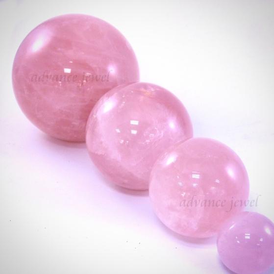 粉晶球-晶石介紹
