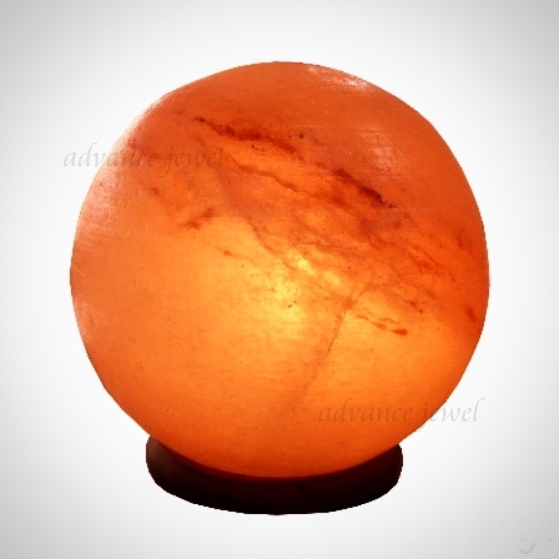 鹽燈圓球造型